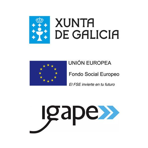 xunta de galicia fondo europeo igape cabomar