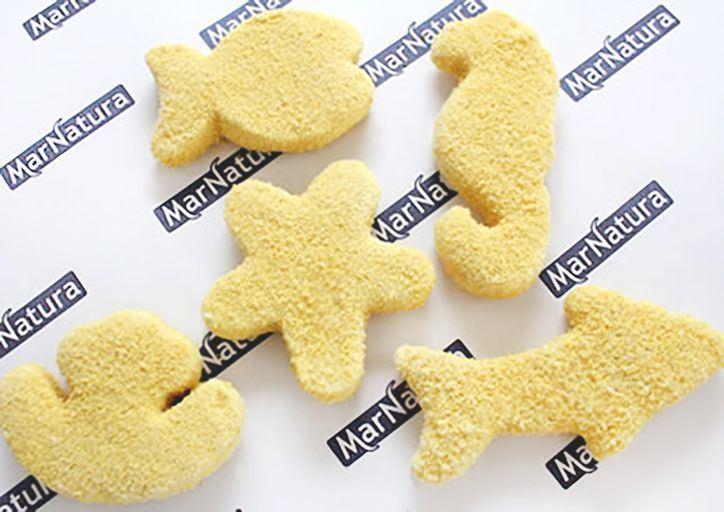 figuritas merluza funny fish shapes