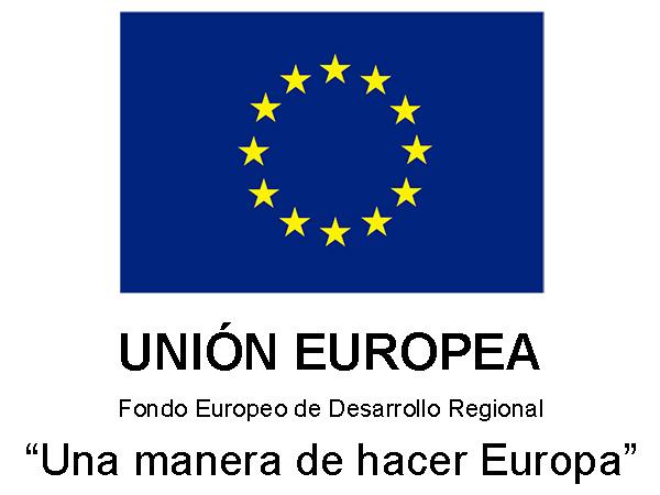 Union Europea Fondo desarrollo regional