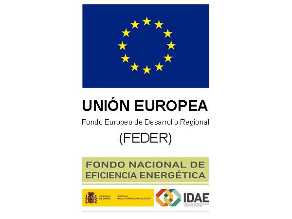Unión Europea Feder Eficiencia Energetica IDAE